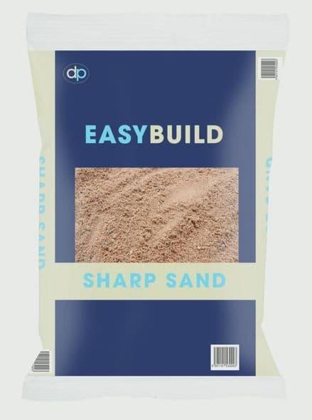 Deco-Pak Sharp Sand - 25kg Trade Pack